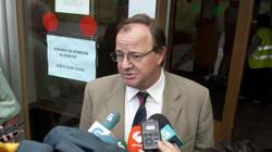 Edmundo Parras, técnico de la Comisión de Investigación de Accidentes Ferroviarios