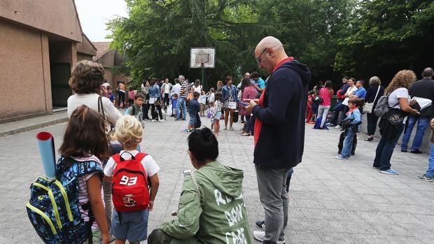 Las vacaciones escolares terminaron ayer con el regreso a las aulas en toda la Comunidad