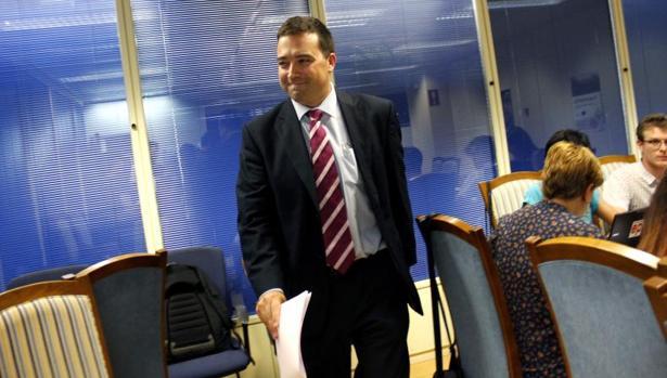 Sergio David González Egido ha dimitido este martes como viceconsejero de Medio Ambiente