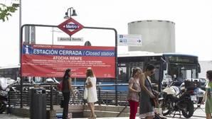 Metro reabre hoy siete estaciones de la Línea 1