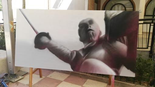El grafiti ganador
