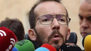 Echenique ve «peligroso» para España no permitir un referéndum en Cataluña