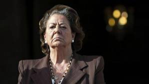 El Supremo investigará a Rita Barberá por presunto blanqueo de capitales