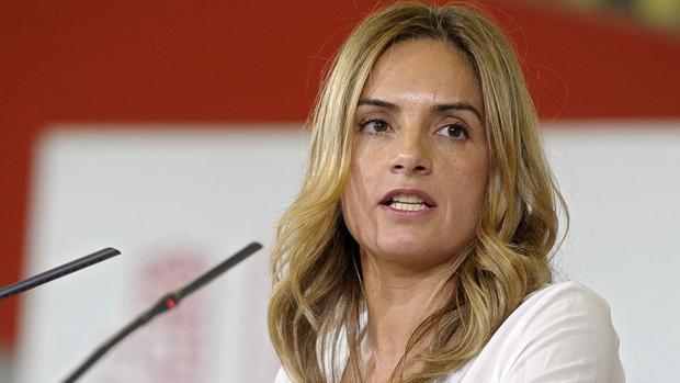 Susana Sumelzo, diputada por Zaragoza y portavoz del PSOE en el Congreso de los Diputados