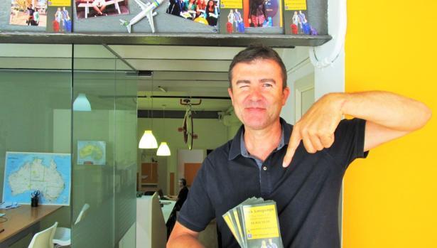 Sergio Romagosa, de TrekLanguage