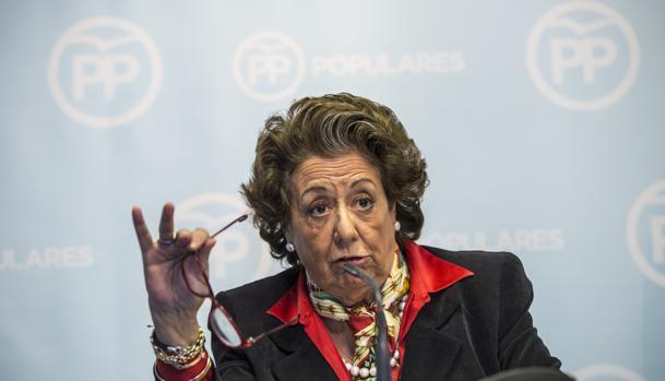 Imagen de archivo de Rita Barberá