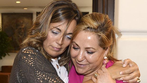 Milagros Marcos, compañera y amiga de Valdeón, se despide de ella este lunes