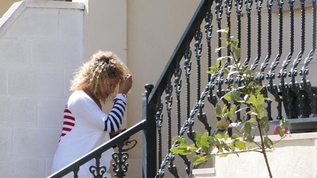 Diana López regresará a Galicia el próximo viernes