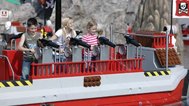 Parque temático de atracciones de Lego en Alemania