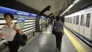 «Media entrada» en la reapertura de siete de las estaciones cerradas de la L1 de Metro