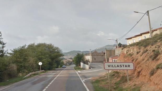 El vehículo fue interceptado en Villastar (Teruel), cuando los fugados, con la menor, se dirigían a Albacete