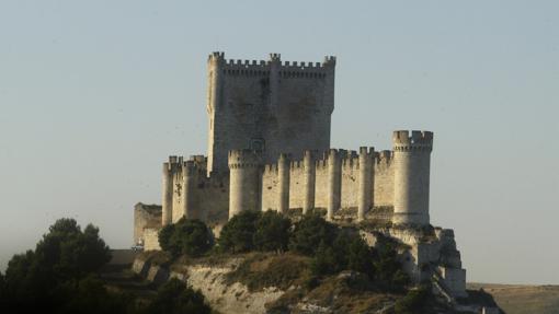 El Castillo de Peñafiel, uno de los puntos fuertes de esta ruta