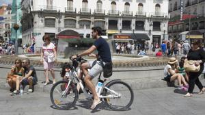 «El plan de carril-bici del Ayuntamiento de Madrid es un error, un retroceso»