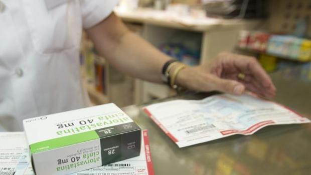 Detenido por obtener 7.000 psicotrópicos en cinco meses con recetas falsas