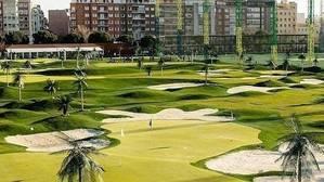 La Comunidad derribará el campo de golf del Canal