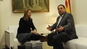 Junqueras critica a Colau y asegura que su tuit contra los Mossos estuvo «fuera de lugar»