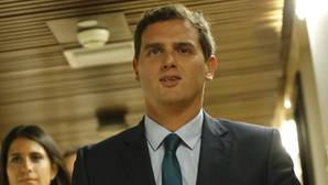 Rivera insta a Rajoy a pedir públicamente que Barberá entregue su escaño: «Ha desaparecido 48 horas»