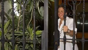 Cambio de guardia en casa de Rita Barberá