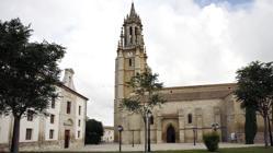Colegiata de San Miguel, en Ampudia