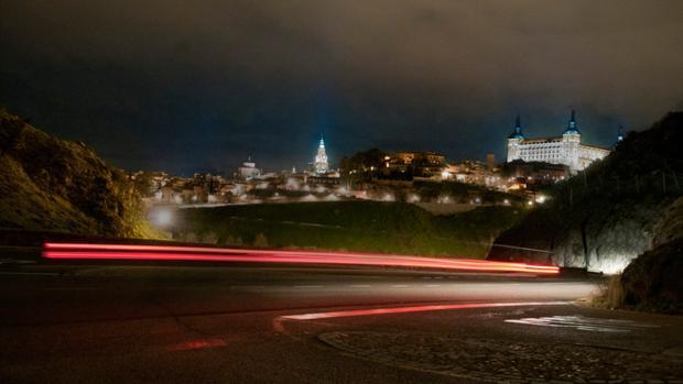 Desde la carretera del Valle se pueden ver las mejores vistas de Toledo