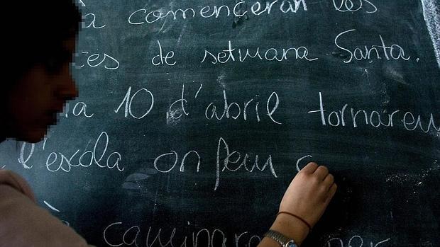 El catalán ya puede ser «lengua vehicular» en centros educativos públicos de parte de Aragón
