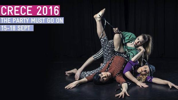 Cartel de «Crece 2016»