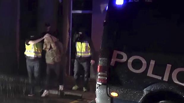 La Policía detiene a un marroquí por un delito de enaltecimiento del terrorismo