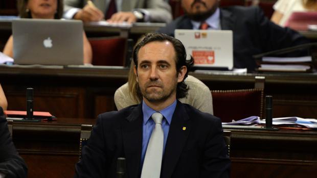 El expresidente balear José Ramón Bauzá