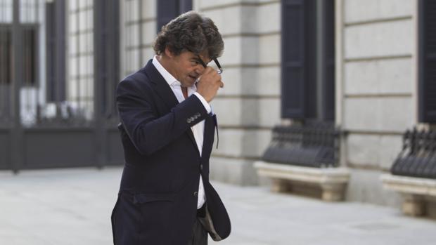 El director del gabinete del presidente del Gobierno, Jorge Moragas,