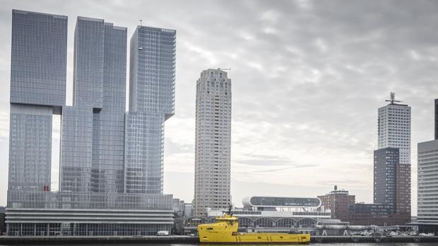 World Wide PSV en el evolucionado puerto de Rotterdam