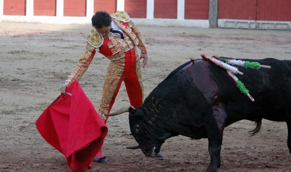 Imagen de archivo de Manuel Jesús »El Cid» en las Ferias de San Mateo