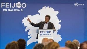 El PP mantiene la mayoría absoluta en Galicia y el PSOE roza su suelo histórico