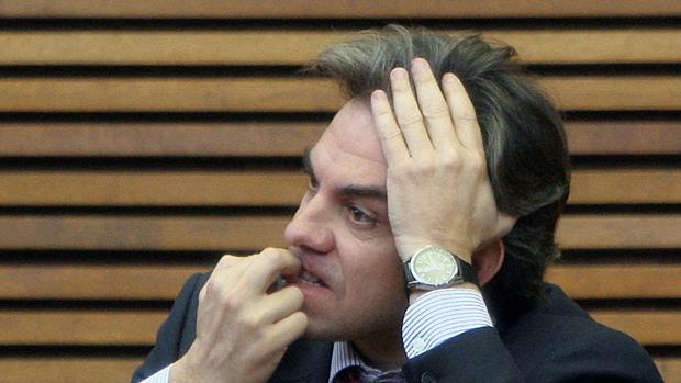 Máximo Caturla, en una imagen de archivo