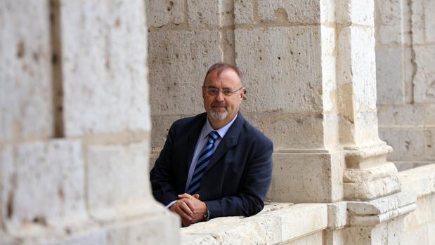El consejero de Educación de la Junta de Castilla y León, Fernando Rey