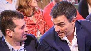 Tudanca liga su futuro político al de Sánchez