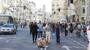 Un día para pasear por el centro de Madrid