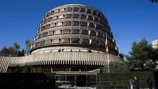 Sede del Tribunal Constitucional, cuyo Pleno verá esyta semana el recurso contra la reforma de su propia ley