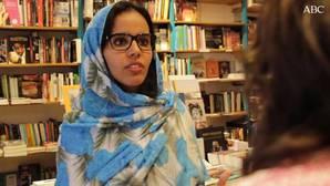 Cheija, apátrida: «Para los españoles, no me integré hasta que me quité el pañuelo»