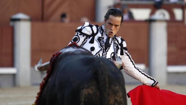 Miguel Abellán es uno de los componentes de la terna que actuará en la plaza de toros portátil de Talavera