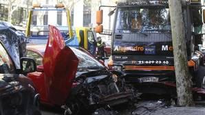 El fin de semana deja diez muertos en nueve accidentes de tráfico en las carreteras
