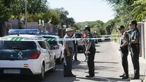 Las víctimas del cuádruple crimen de Pioz no tenían antecedentes