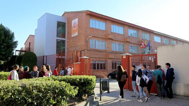 Inicio del curso de Educación Secundaria, Bachillerato y FP