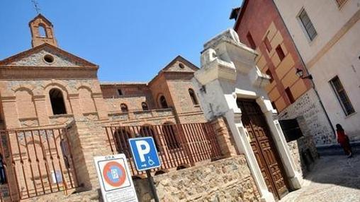 Fachada de la Escuela Oficial de Idiomas Raimundo de Toledo