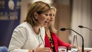 Isabel Bonig: «El próximo presidente de la Generalitat no asistirá a actos presididos por la cuatribarrada»