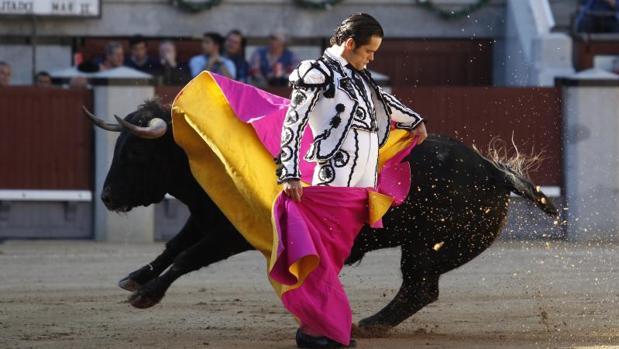 Miguel Abellán hará el paseíllo en Talavera en un cartel que completan Sergio Blasco y Rafael Cerro