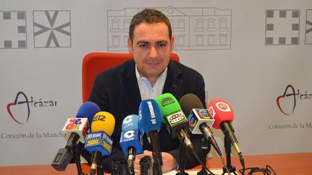 Ángel Puente, exconcejal del PP de Alcázar