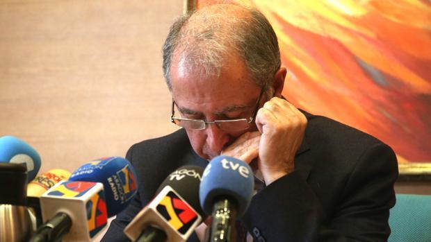 Fernando Gimeno (PSOE), consejero aragonés de Hacienda