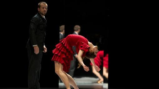 «Carmen» por la Compañía Nacional de Danza