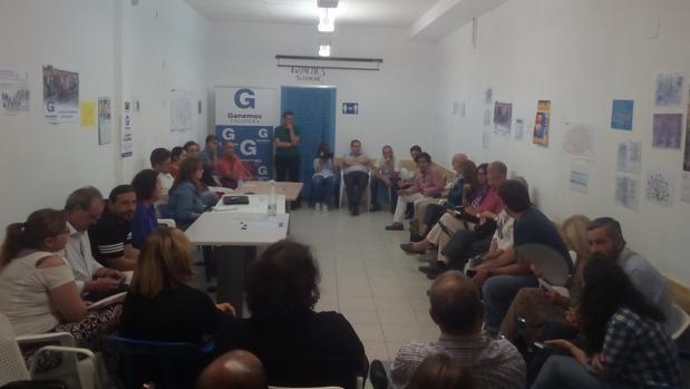 Asamblea informativa de Ganemos en Talavera