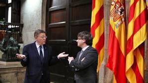El delegado del Gobierno afirma que la afinidad de Puig y Puigdemont no representa a los valencianos